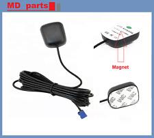 GPS Antenne KFZ Auto Fakra 3m Kabel für VW RNS 300 310 500 510 MFD 2 3 MB Comand