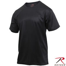 424c4adcf28df Rothco Quick Dry Moisture Wicking T-shirt Black 2xl