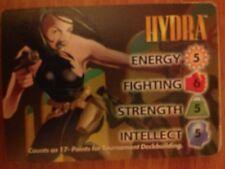 Marvel Overpower Monumental Hydra Hero Card NrMint-Mint Card