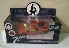 CC04704 JAMES BOND 007 'FOR YOUR EYES ONLY' LOTUS ESPRIT TURBO  1:36 CORGI