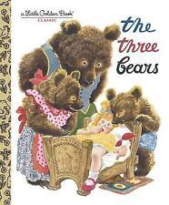 Little Golden Book: The Three Bears by Little Golden Books Staff (2012,...