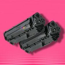2 Non-OEM Alternative TONER for HP Q2612X 12X LaserJet 1020 1022 1022n 1022nw