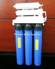 Premier Light Commercial Reverse Osmosis Water Filtration System 200 GPD 5 Stage