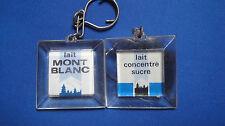 """Lait Mont Blanc - Porte-clés """"Lait Concentré Sucré"""""""