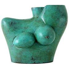 "PAUL WUNDERLICH original Bronzeskulptur ""OLYMPIA"""