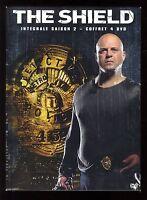 THE SHIELD TEMPORADA 2 Michael CHIKLIS 4 DVD ZONA 2 Como Nuevo