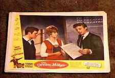 DREAM MAKER '64 LOBBY CARD #7 TOMMY STEELE