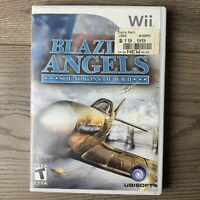 Blazing Angels: Squadrons of WWII - Nintendo Wii Game - Complete & Tested