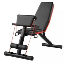 Adjustable Bench AB Incline Abs Bench Flat Fly Weight Press Gym