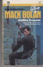 Executioner #87 Hellfire Crusade - PB 1986 - Don Pendleton - Mack Bolan