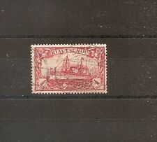 TIMBRE CHINA KIAUTSCHOU GERMAN OFFICE 1905 N°20 OBLITERE USED