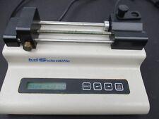 KD Scientific Syringe Pump Model # 780100