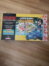 Super Nintendo SNES Mario Allstars Game Console, Supplied by Gaming Squad