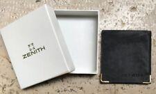 ZENITH rare pocket watch bag case - NOS