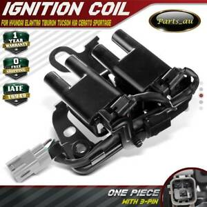 Ignition Coil Pack for Hyundai Elantra Lavita Tiburon Tucson Kia Cerato Sportage