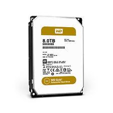 WD8002FRYZ Gold High-capacity Datacenter Hard Drive 8 TB 8tb WD 3.5 HDD