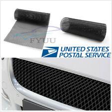 """40""""x13"""" Aluminium Rhombus Car Grille Mesh Vent Car Tuning Grill 0.31""""×0.63"""" Mesh"""
