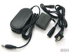 AC Adapter For DMW-BLB13 Panasonic Lumix DMC-G1 DMC-G2 DMC-G10 DMC-GH1 DMC-GF1