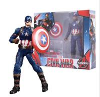 Marvel Avengers Captain America: Civil War -  Superhero Action Figure Toy