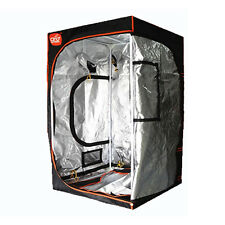 GROW TENT 1.5X1.5X2M GroCELL MYLAR REFLECTIVE INDOOR HYDROPONIC ROOM 150x150x200
