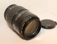 MINOLTA AF 100-300mm MACRO ZOOM LENS for SONY DIGITAL & MINOLTA FILM SLRs