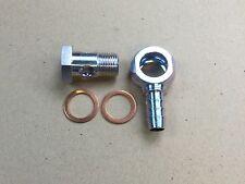 Hohlschraube m16x1,5/ringnippel avec schlüsselfäche pour pa-tube intérieur 10mm