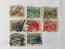 Austria Nice Stamps Lot 6
