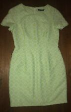 BNWT Diamond Pattern Shift Dress Size 10. Wedding/christening/cocktail/party