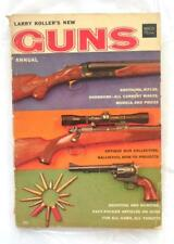 Vintage Larry Kollers 1959 New Guns Annual Paperback Magazine Shooting Hunting
