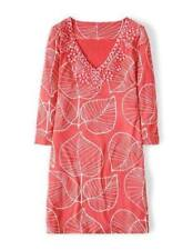 NEW Boden FREYA TUNIC - Pink Beading - Size 14 R UK - 10 R US