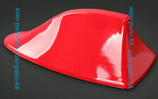 Red Car Roof Shark Fin Antenna Cover Radio Trim For VW GOLF 6 MK6 2009-2012