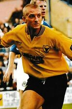 Football Photo>MATT ELLIOTT Oxford United 1996-97