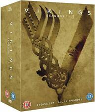 Vikings The Complete Seasons 1-5 - DVD Region 2