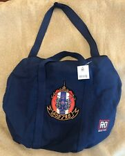 RARE Muay Thai Training Bag Duffel LIMITED EDITION ROOTS OF FIGHTING Boxing UFC