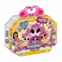 Adoptanimals Family Surprise Rescue them and take care of them Plush Toys
