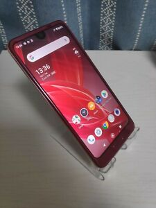 SHARP AQUOS R2 706SH RED IGZO 120hz UNLOCKED SHIPS WORLDWIDE FROM JAPAN