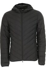 Emporio Armani EA7 Black Down Jacket XL TD002 ii 15
