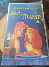 Walt Disney Classic Lady and the Tramp VHS