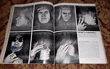 1969 Near Mint Clipping Article What's a Warhol? Andy Warhol 7 pgs
