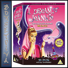 I Dream of Jeannie - The Complete Seasons 1 to 5 UK DVD