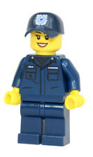 US Coast Guard USCG Member Female Military Minifig made with real LEGO ® parts