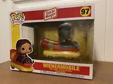 Funko Pop! Rides Oscar Mayer Wienermobile #97