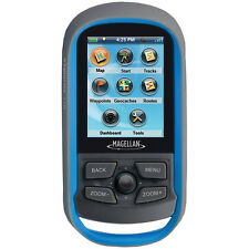 "Magellan eXplorist 110 2.2"" Handheld GPS Receiver IPX7 World Map GeoCache"