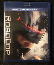 Robocop (Blu-ray Disc, 2014, 2-Disc Set) - Brand New Factory Sealed.