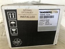 New Tandberg TTC7-08 Video Camera Conferencing Unit with Microphone and Camera