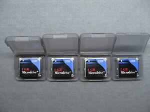 1 IBM Microdrive 1 GB - Festplatte im CF-Card-Format