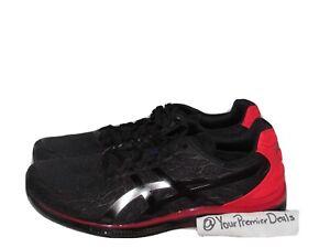 Asics Gel-Quantum Infinity 2 Shoes Black Classic Red 1021A187-001 Mens Size 11.5