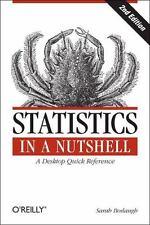Statistics in a Nutshell (Paperback or Softback)