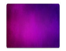 Silent Monsters Mauspad 24 x 20 cm lila für Gaming und Office Mousepad violett