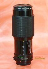 Canon FD 70-210 mm 4 manualmente FOCUS buono stato 7878